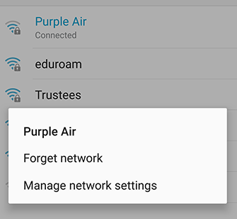 manage-network-android