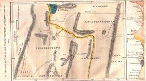 Map of northwestern Massachusetts, 1819
