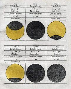 Regiomontanus Calendarium 1476