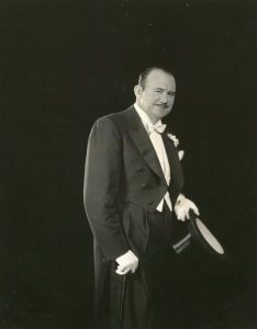 Paul Whiteman wearing tuxedo