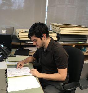 Photo of Aramis Sanchez '17