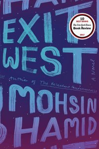 image of book cover of Exist West