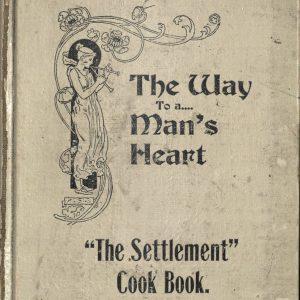 Settlement Cookbok Cover