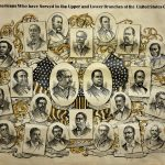 Afro-Americans in Congress print