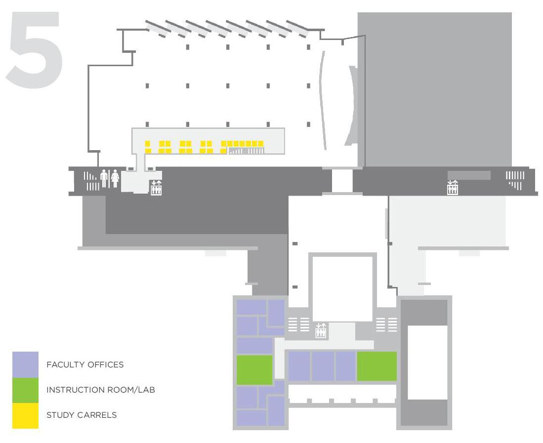 Level 5 Floor Plan