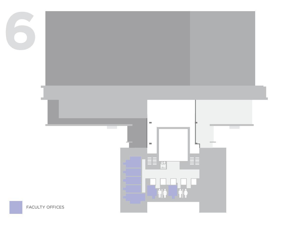 Level 6 Floor Plan